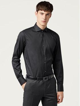Boss Boss Košile Jason 50260064 Černá Slim Fit