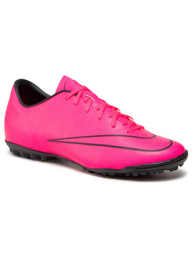 Nike Nike Buty Mercurial Victory V Tf 651646 660 Różowy