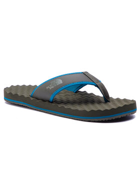 The North Face The North Face Джапанки Basecamp Flipflop T0ABPEC78 Зелен