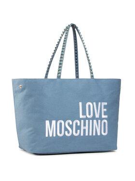 LOVE MOSCHINO LOVE MOSCHINO Handtasche JC4078PP1CLC0700 Blau