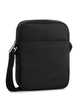 Lacoste Lacoste Sacoche Slim Vertical Camera Bag NH2340HC Noir