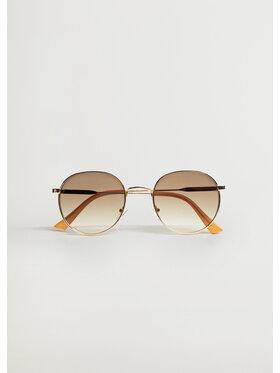 Mango Mango Okulary przeciwsłoneczne Brooklyn 87031009 Brązowy