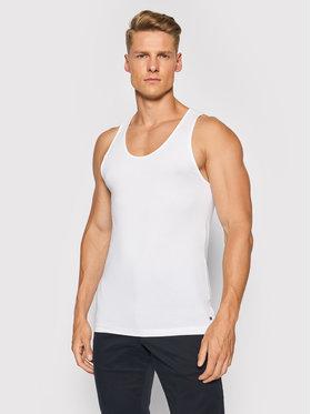 Tommy Hilfiger Tommy Hilfiger Σετ 3 tank tops 3p UM0UM02143 Λευκό Regular Fit