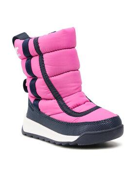 Sorel Sorel Śniegowce Childrens Whitney™ II Puffy Mid Wp NC3873 Różowy