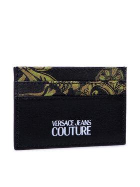 Versace Jeans Couture Versace Jeans Couture Θήκη πιστωτικών καρτών 71YA5PB2 Μαύρο