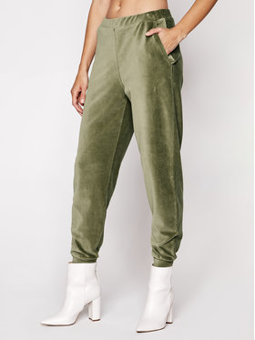 MAX&Co. MAX&Co. Pantaloni da tuta Danzando 67849820 Verde Regular Fit