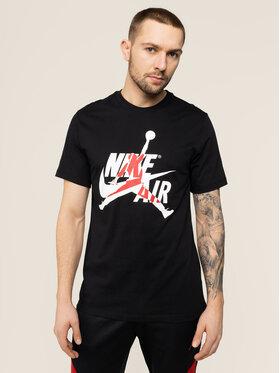 Nike Nike Tricou Jordan Classics BV5905 Negru Standard Fit