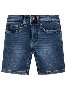 Timberland Timberland Pantaloni scurți de blugi T24A90 M Bleumarin Regular Fit