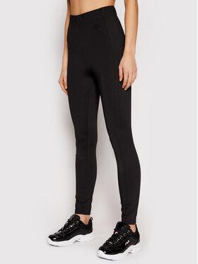 Lacoste Lacoste Leggings XF3901 Fekete Slim Fit