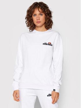 Ellesse Ellesse Sweatshirt Triome SGS08847 Weiß Regular Fit