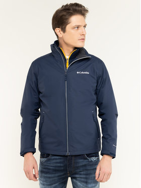 Columbia Columbia Geacă outdoor Bradley Peak 1772771 Bleumarin Regular Fit