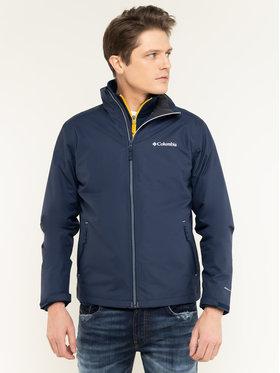 Columbia Columbia Outdoor kabát Bradley Peak 1772771 Sötétkék Regular Fit