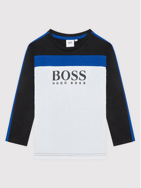 Boss Boss Blúz J25L66 S Fehér Regular Fit