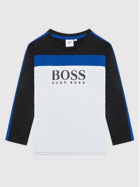 Boss Boss Chemisier J25L66 S Blanc Regular Fit