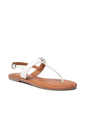 Tamaris Tamaris Sandále 1-28130-26 Biela