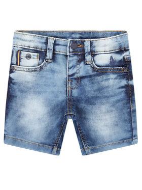 Mayoral Mayoral Szorty jeansowe 3256 Niebieski Regular Fit