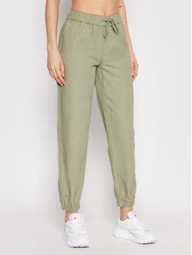 Converse Converse Joggers kalhoty Go To Woven 10021753-A02 Zelená Regular Fit