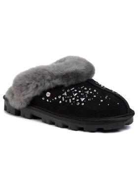 Ugg Ugg Pantofole W Coquette Galaxy 1103866 Nero