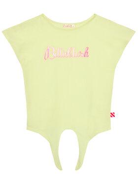 Billieblush Billieblush T-shirt U15870 Jaune Regular Fit