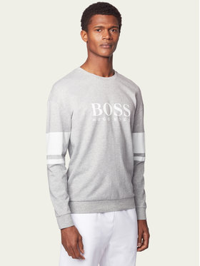 Boss Boss Bluză Authentic 50431103 Gri Regular Fit