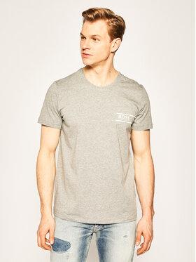 Boss Boss T-Shirt RN 24 50426319 Szary Regular Fit