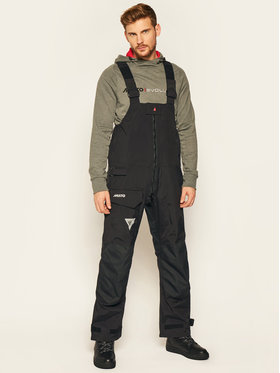 Musto Musto Pantalon de voile BR1 Trs 80855 Noir Regular Fit