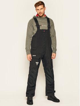 Musto Musto Pantaloni navigație BR1 Trs 80855 Negru Regular Fit