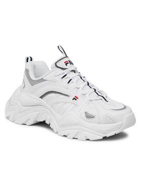 Fila Fila Sneakersy Electrove Wmn 1011229.1FG Biały