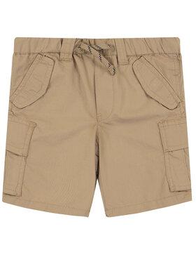 Polo Ralph Lauren Polo Ralph Lauren Pantalon scurți din material Spring II 322785699 Bej Regular Fit