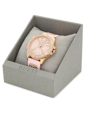Guess Guess Ρολόι Lady Frontier W1160L5 Ροζ