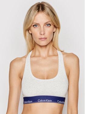 Calvin Klein Underwear Calvin Klein Underwear Biustonosz top 0000F3785E Szary