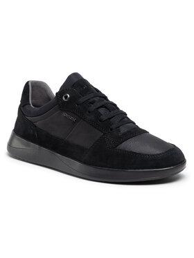 Geox Sneakersy U Kennet A U046FA 022ME C9997 Čierna
