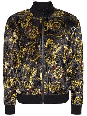 Versace Jeans Couture Versace Jeans Couture Bomber dzseki B7GZB713 Fekete Regular Fit