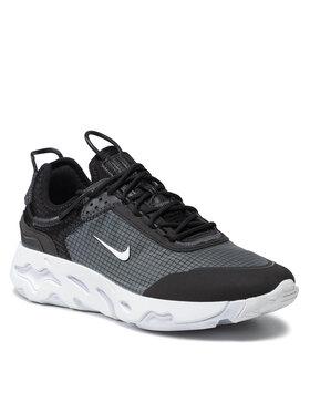 Nike Nike Boty React Live CV1772 003 Černá