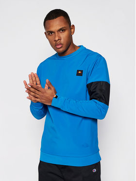 Ellesse Ellesse Sweatshirt Orazio SHG09802 Blau Regular Fit