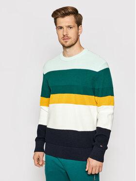 Tommy Hilfiger Tommy Hilfiger Sweter MW0MW17364 Kolorowy Regular Fit