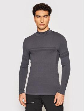 Salomon Salomon Techniniai marškinėliai LC1621200 Pilka Slim Fit