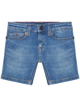 Tommy Hilfiger Tommy Hilfiger Pantaloni scurți de blugi Spencer KB0KB06473 Bleumarin Slim Fit