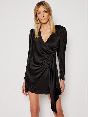 LaMarque LaMarque Koktejlové šaty Tallis Černá Slim Fit