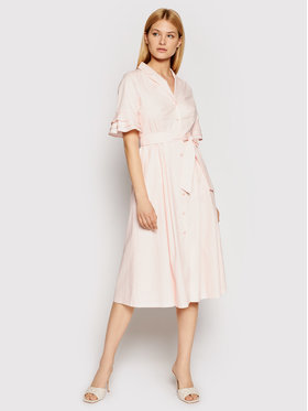 DKNY DKNY Hétköznapi ruha DD1B3361 Rózsaszín Regular Fit