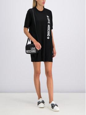 LOVE MOSCHINO LOVE MOSCHINO Sukienka codzienna WSR6010X 0377 Regular Fit