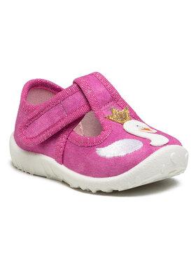 Superfit Superfit Papuci de casă 1-009256-5000 Roz