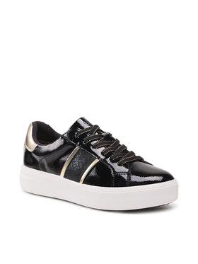 Tamaris Tamaris Sneakersy 1-23750-26 Černá
