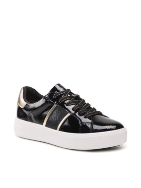 Tamaris Tamaris Sneakersy 1-23750-26 Čierna