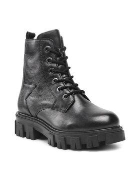 Lumberjack Lumberjack Turistická obuv Dulli SGB9401-001-B01 S Černá