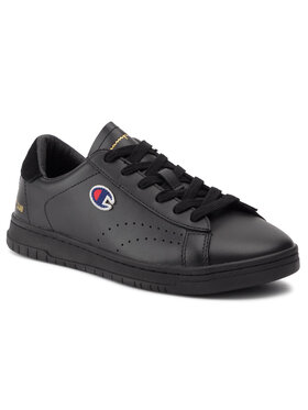 Champion Champion Sneakers Court Club Patc S21126-S19-KK001 Schwarz