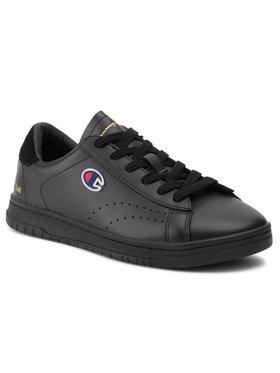 Champion Champion Sneakersy Court Club Patc S21126-S19-KK001 Černá