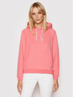 Polo Ralph Lauren Polo Ralph Lauren Majica dugih rukava Lsl 211838143002 Ružičasta Relaxed Fit