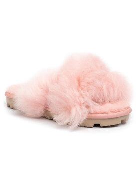 Ugg Ugg Pantofole W Fuzzalicious 1108917 Rosa