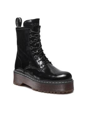 Carinii Carinii Ορειβατικά παπούτσια B7328 Μαύρο